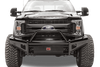 Fab Fours Ford F450/F550 Superduty 2008-2010 Front Bumper with Pre-Runner Guard FS08-S1962-1