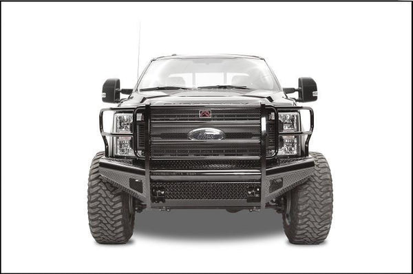 Fab Fours Ford F250/F350 Superduty 2017 Front Bumper with Full Guard  FS17-S4160-1