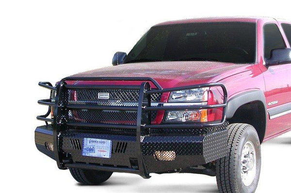 Ranch Hand FSC031BL1 2003-2007 Chevy Silverado 2500HD/3500 Classic Summit Series Front Bumper