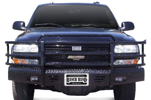 Ranch Jeep >> Ranch Hand FSC99HBL1 Summit Chevy Suburban and Tahoe Front Bumper 2000-2006
