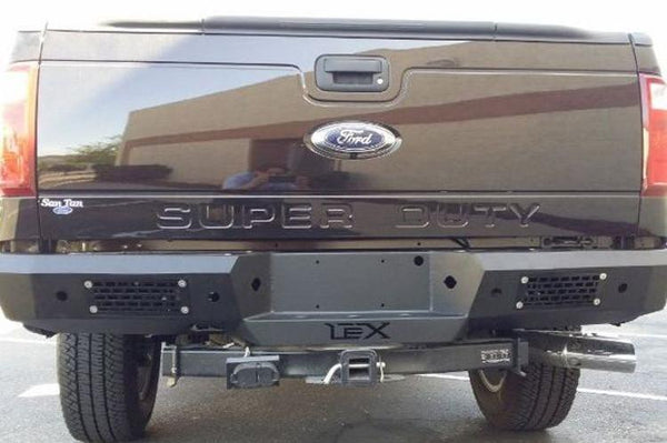 LEX Offroad Syndicate Rear Bumper Ford F250/F350 Superduty FSDR2 2010+