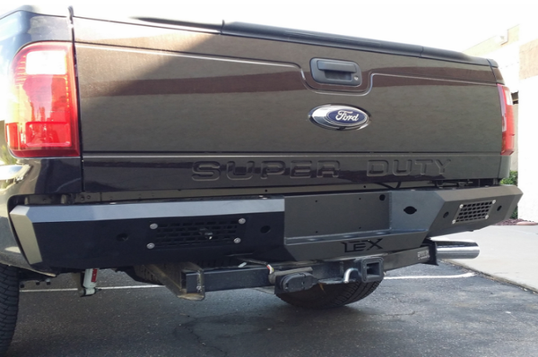 Lex Offroad FSDR2S Syndicate Ford F250/F350 Superduty Rear Bumper 2010-2018