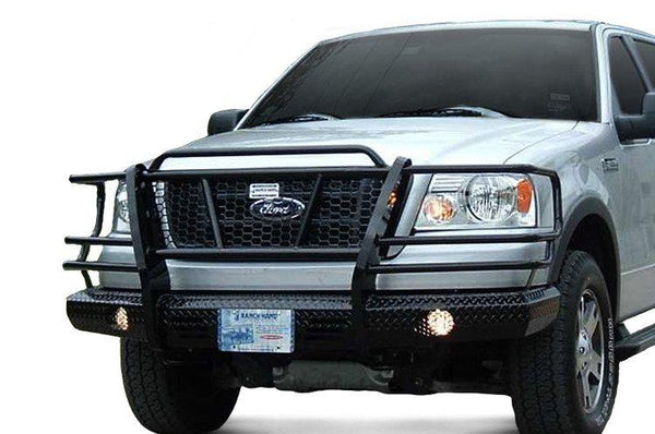 Ranch Hand FSF06HBL1 2006-2008 Ford F150 Summit Series Front Bumper
