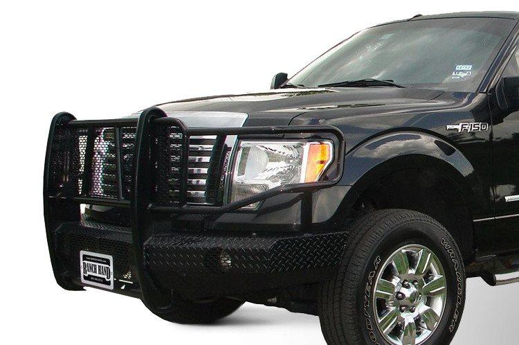 Ranch Hand Fsf09hbl1 2009 2014 Ford F150 Summit Series Front Bumper