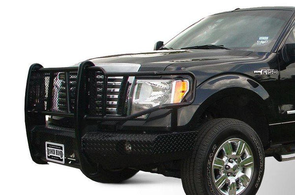 Ranch Hand FSF09HBL1 2009-2014 Ford F150 Summit Series Front Bumper