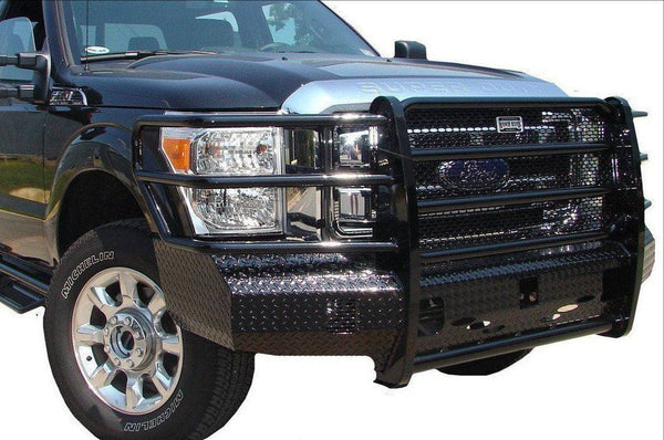 Ranch Hand Ford 11-16 F250/F350/F450/F550 Superduty Summit Series Front Bumper FSF111BL1 - BumperOnly