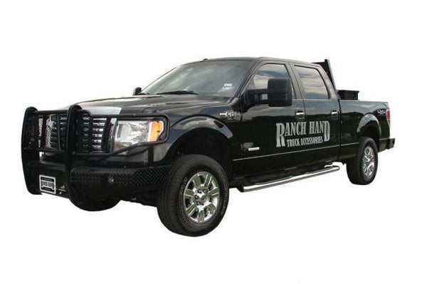 Ranch Hand FSF18HBL1 Ford F150 2018 Summit Front Bumper