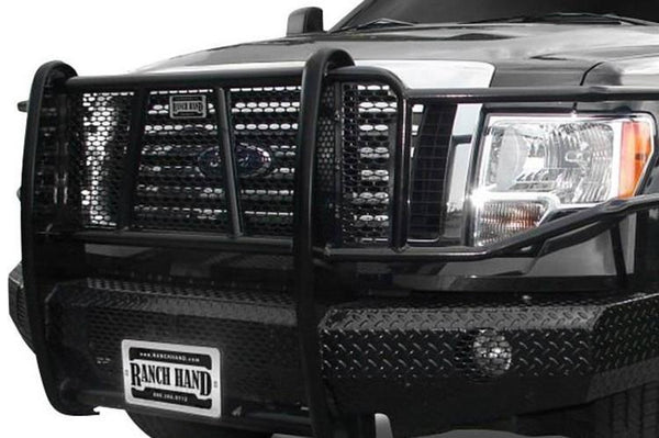 Ranch Hand FSF18HBL1 Ford F150 2018-2019 Summit Front Bumper