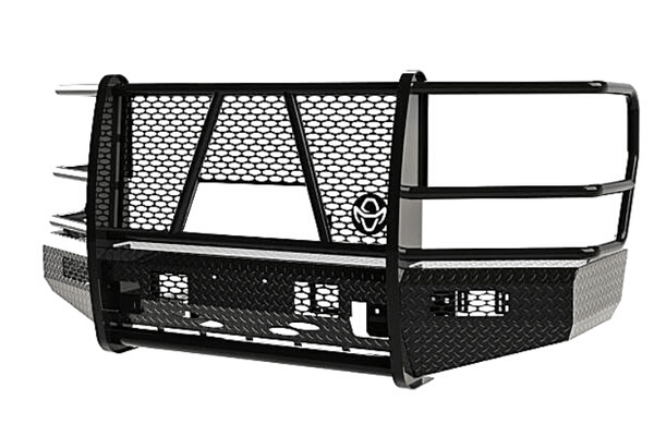 Ranch Hand FSF201BL1C 2017-2021 Ford F450/F550 Superduty Summit Front Bumper (Works with Front Camera)