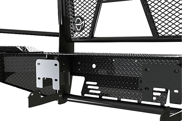 Ranch Hand FSG201BL1C 2020-2021 GMC Sierra 2500HD/3500HD Summit Front Bumper (Works with Front Camera)