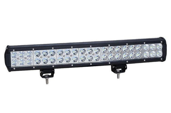 20'' Universal Off-Road LED Light Bar, 126W, Nilight - BumperOnly