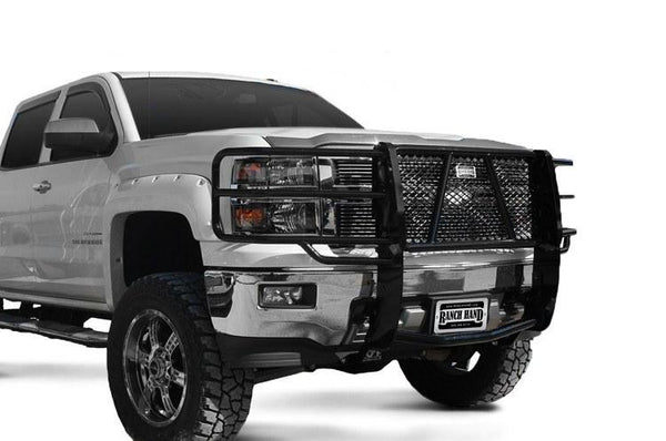 Ranch Hand GGC14HBL1  2014-2015 Chevy Silverado 1500 Legend Series Grille Guard