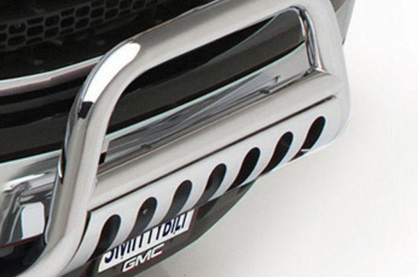 1999-2007 Smittybilt Ford F250/F350 Super Duty 55112 Grille Savers stainless steel - BumperOnly