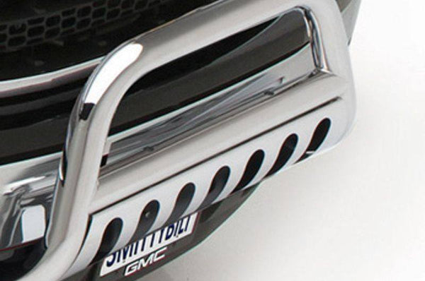 2007-2012 Smittybilt Chevrolet Avalanche 1500 51033 Grille Savers black - BumperOnly