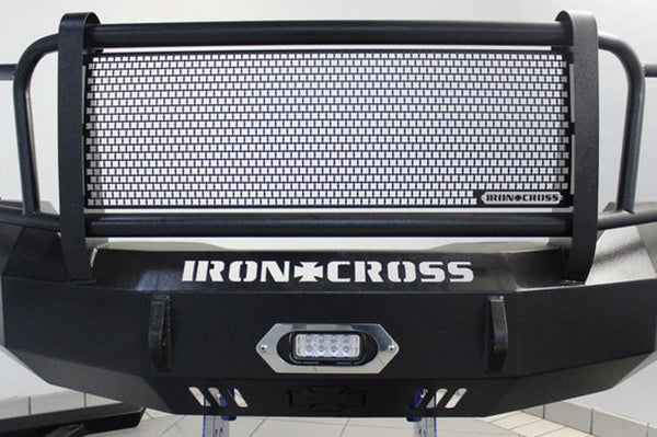 "Iron Cross IC-CLRECT Light Kit Universal 6"" Rectangle LED Light with Harness"