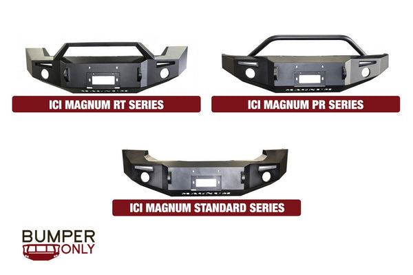 ICI RT Series Magnum Front Bumper 10-13 Dodge Ram HD FBM28DGN-RT - BumperOnly