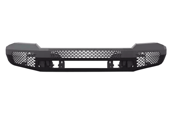 Ranch Hand MFC151BMN 2015-2019 Chevy Silverado 2500/3500 Midnight Series Front Bumper Without Grille Guard