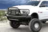 Ranch Hand MFD101BM1 2010-2018 Dodge Ram 2500/3500 Midnight Series Front Bumper With Grille Guard