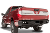 Fab Fours Vengeance Rear Bumper Nissan Titan NT16-E3751-1 2016-2018 with Sensor