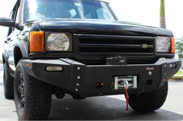 VPR 4x4 Ultima Truck Front Bumper Land Rover Seris 1998,2002 PD-126-SP6 - BumperOnly