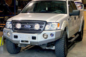 05 F150 Bumper >> Ford F150 Front Bumpers 2004 2008