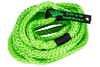 "VooDoo Offroad 3/4"" x 30' Truck/Jeep Kinetic Recovery Rope Green With Rope Bag 1300009"