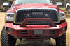 Thunder Struck Smooth Pre-Runner Dodge RAM 2500/3500 2013-2018 Front Bumper DHD13-FB SM PR PA