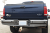 Thunder Struck Smooth Premium Ford F250/F350 Superduty 1999-2016 Rear Bumper FSD99-300SM