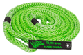 "VooDoo Offroad 7/8"" X 20' TRUCK/JEEP Kinetic Recovery Rope Green With Rope Bag 1300001"