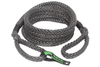 "VooDoo Offroad 7/8"" X 20' TRUCK/JEEP Kinetic Recovery Rope Black With Rope Bag 1300025"