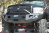 TrailReady 11600P Dodge Ram 2500/3500 2006-2009 Extreme Duty Front Bumper Winch Ready with Pre-Runner Guard