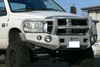 TrailReady 11500G Dodge Ram 2500/3500 2003-2005 Extreme Duty Front Bumper Winch Ready with Full Guard