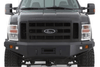 2011-2015 Smittybilt Ford F250/F350 Super Duty 612831 M-1 Front Bumper Textured Black