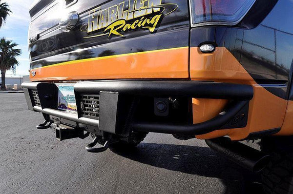 ADD R0149512801NA 2010 - 2014 Ford Raptor Race Series R Rear Bumper With Dually Light Mounts - BumperOnly