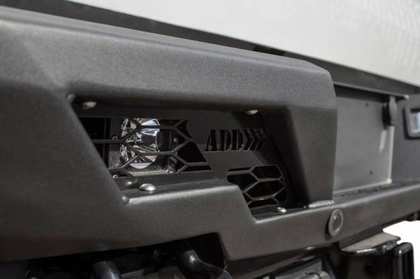 ADD Stealth Fighter Rear Bumper Ford F150 Raptor R111231280103 2017