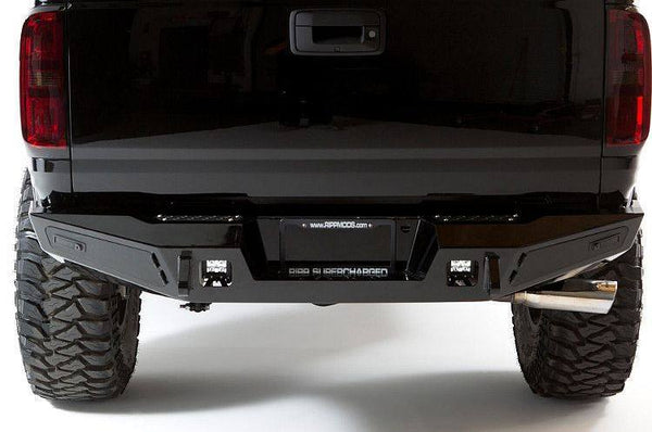 ADD R357201280103 Chevy Colorado 2015-2020 Honeybadger Rear Bumper with Integrated Tool Box (Also fits Chevy Colorado ZR2)