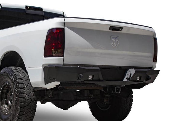 ADD R511021280103 Stealth Fighter Dodge Ram 2500/3500 Rear Bumper 2010-2018