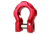 Road Armor Identity Aluminum Shackle Red RG-SH087CR