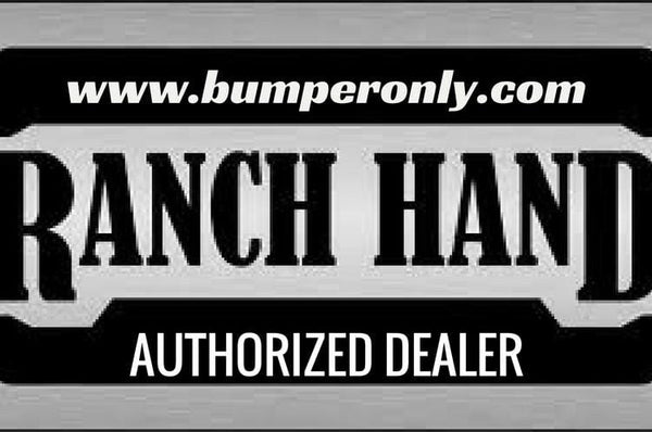 Ranch Hand GGC15HBL1 2015-2018 Chevy  Tahoe and Suburban Legend Series Grille Guard