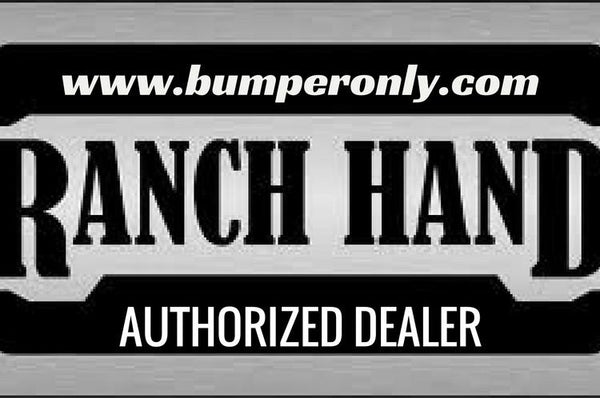 Ranch Hand GGG151BL1 2015-2017 GMC 2500HD/3500HD Legend Series Grille Guard - BumperOnly