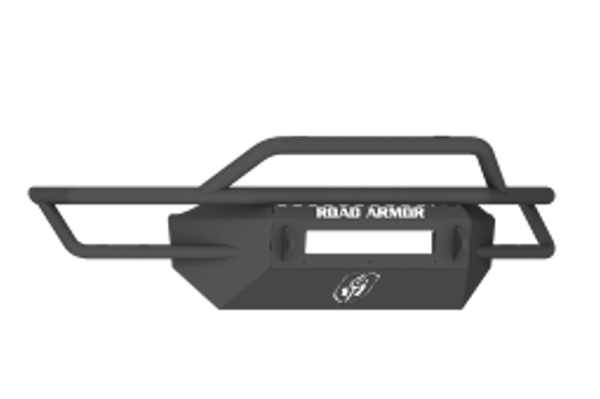 Road Armor SA4154B-NW 2015-2017 Dodge Ram 1500 Front Bumper Pre-Runner Style