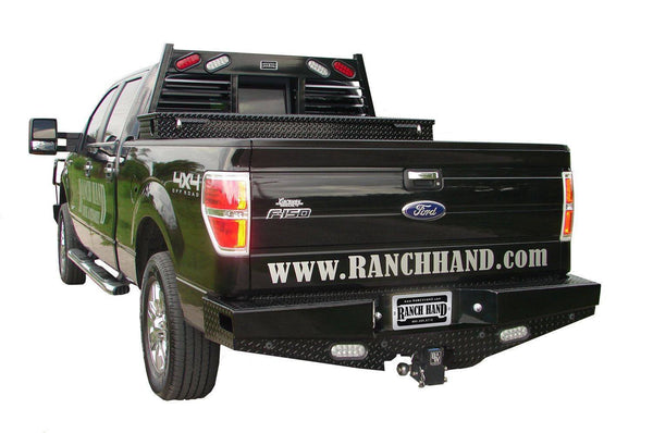 Ranch Hand SBF09HBLSL 2009-2014 Ford F150 Sport Series Back Bumper