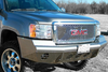 Bodyguard TFBC031L Traditional Base Chevy Silverado 1500 Front Bumper 2003-2007