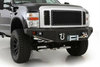 2008-2010 Smittybilt Ford F250/F350 Superduty 612830 M-1 Front Bumper