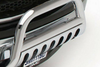 2007-2012 Smittybilt Chevy Tahoe and Suburban 51036 Grille Savers stainless steel