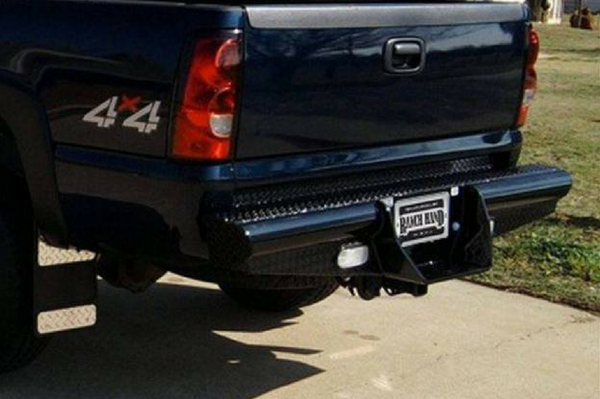 Ranch Hand BBC010BLL 2001-2007 GMC 2500HD Classic Rear Bumper