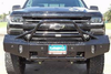 Ranch Hand BSC16HBL1 2016-2018 Chevy Silverado 1500 Summit Bullnose Series Front Bumper