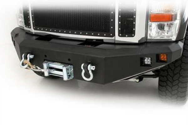 smittybilt 612830 2008 2010 ford f250 f350 super duty 612830 m 1 front bumper. Black Bedroom Furniture Sets. Home Design Ideas