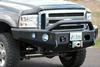 TrailReady PN12200P Front Bumper Ford F150 1997-1998 Winch Ready with Pre-Runner Guard