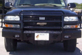 Ranch Hand FSC99HBL1 1999-2002 Chevy Silverado 1500 Summit Series Front Bumper